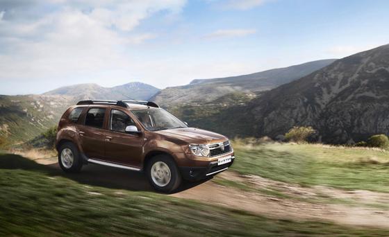 Dacia stattet den SUV Duster besser aus, behält aber die Preise bei. Foto: Dacia.
