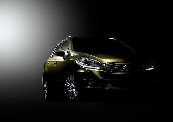Crossover-Modelle liegen im Trend der Käufer, Suzuki macht mit. Foto: Suzuki.