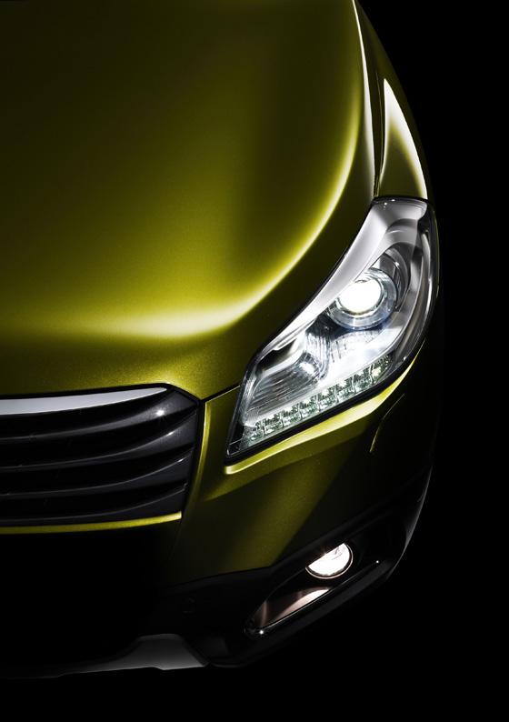 Vorschau auf den neuen Suzuki Crossover. Foto: Suzuki.