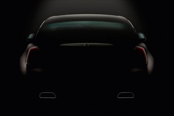 Rolls-Royce erweitert das Modellangebot um den Wraith. Foto: Rolls-Royce.