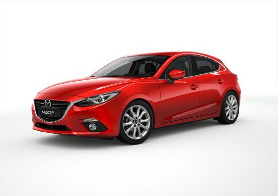 Der neue Mazda 3 soll mehr Dynamik und Eleganz in die Kompatklasse bringen. (Foto: Mazda)