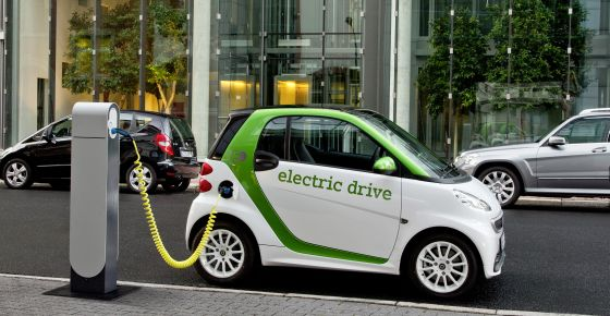 Der Smart fortwo electric drive verhilft Daimler zur Marktführung bei den Elektro-Personenwagen in Deutschland (Foto: Smart)