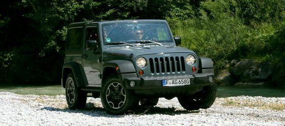 Den Jeep Wrangler Rubicon gibt es zu seinem zehnmten Geburtstag als Sondermodell (Foto: Jeep)