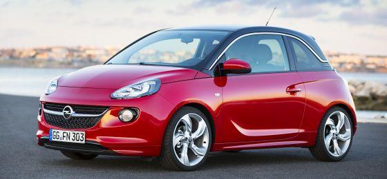 Der Opel Adam kommt in einer bivalenten Version für 16 150 Euro. (Foto: Opel)