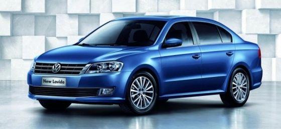 Volkswagen eröffnet im chinesischen Changchun ein weiteres von sieben neuen Werken. Geabut wird dort auch der erfolgreiche VW Lavida. (Foto: VW)