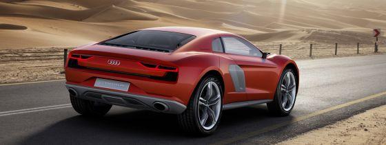 Das nanuk quattro concept zeigt neue Impulse im Audi design. (Foto: Audi)