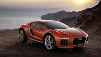 """So sieht Audi ein Freizeitauto: Der """"nanuk quattro concept"""" bleibt ein Showcar. (Foto: Audi)"""