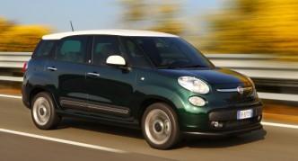 Der Fiat 500 L Living ist eine kompakte Großraumlimousine mit viel Laderaum oder ein knapper Siebensitzer.