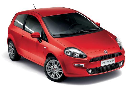 Fiat Punto Street 20130919