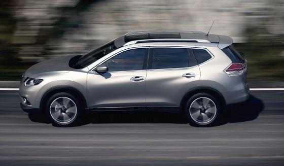 Der neue Nissan X-Trail soll so robust sein wie sein Vorgänger, aber schicker ausschauen. (Foto: Nissan)