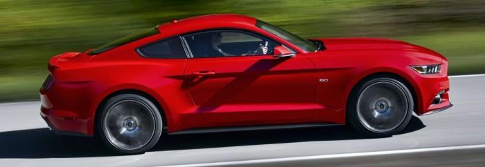 Deutsche Messepremiere für den Ford Mustang in Essen