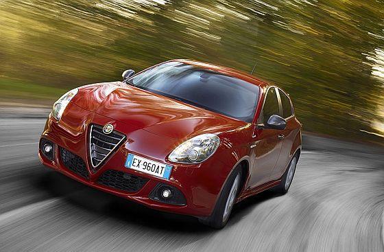 Das Ausstattungspaket Sprint Speciale für Alfa Romeo Giulietta Sprint enthält unter anderem eine Bremsanlage von Brembo, ein Sportfahrwerk und 17-Zoll Leichtmetallfelgen. (Foto: Alfa Romeo)