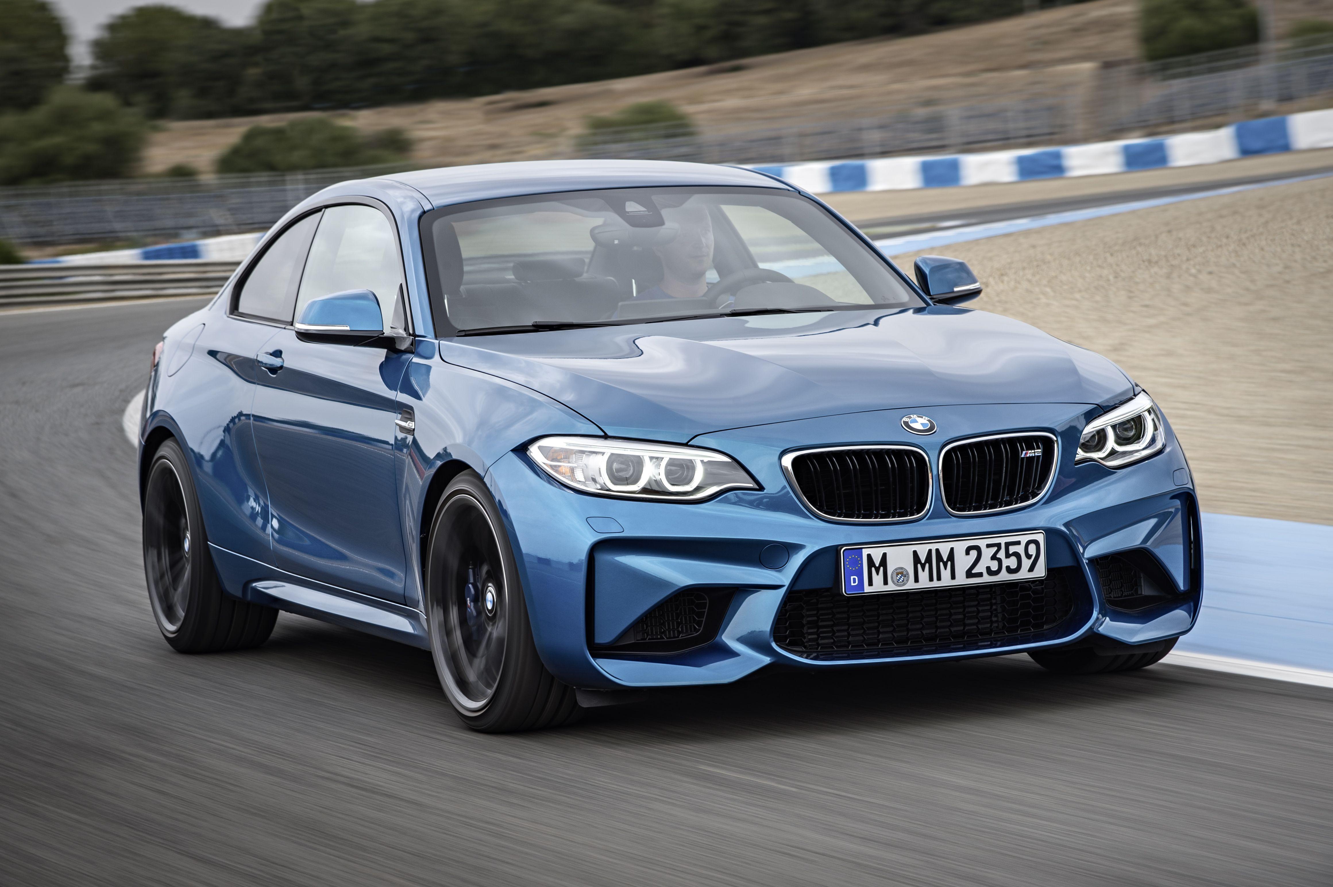 BMW auf der Detroit Motor Show 2016