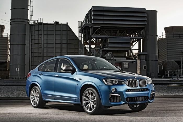 Der BMW X4 M40i mit seinem Turbo Reihen-Sechszylinder-Benzinmotor entwickelt eine Leistung von 265 kW/360 PS und muss bei 250 km/h abgeriegelt werden. Warum eigentlich? (Foto: BMW)