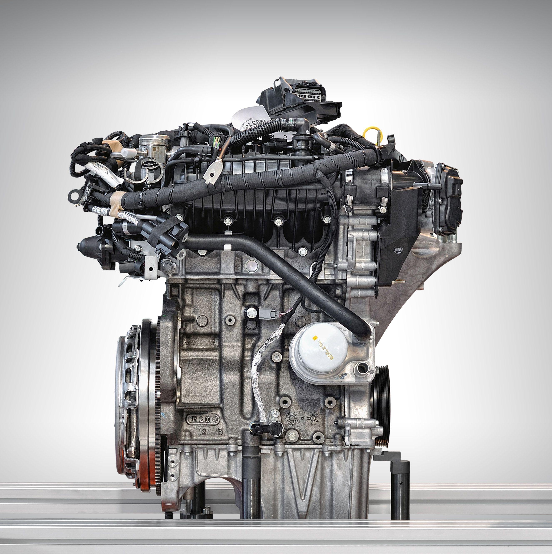 Der 1,0-Liter-Dreizylinder wurde für Leistung, Wirtschaftlichkeit und Technologie ausgezeichnet (Foto: Ford)