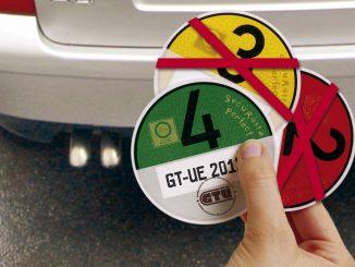 Der sichere Weg zur grünen Plakette: jetzt noch schnell Diesel-Partikelfilter nachrüsten! (Foto: GTÜ)