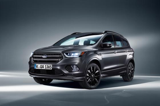 """Mit dem modernisierten """"Gesicht"""" wird der Ford Kuga sicher wieterhin ein Bestseller im Programm der Marke bleiben. Foto: Ford"""