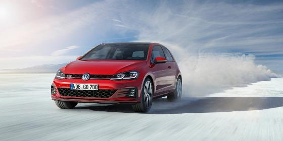 Der neue Golf GTI ist 230 PS stark und als GTI  Performance sogar mit 245 PS ausgestattet. Foto: VW