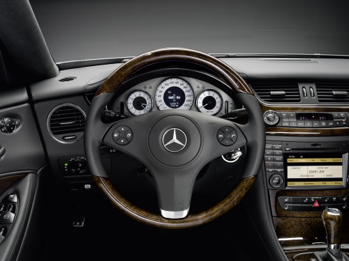 Mercedes-Benz CLS Grand Edition Innenansicht